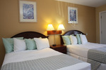 2- Room Inside Suite: 4 Double Beds + Kitchen Picture 1