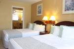 2- Room Inside Suite: 4 Double Beds + Kitchen Picture 4