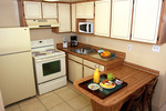 King Oceanfront Kitchen Picture 4